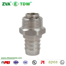 11A Swivel Hose Fitting Stainless Steel Swivel Hose Tail Coupling Stainless Steel Swivel for 11A Nozzle