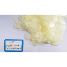Fabricación de adhesivos de resina modificada por resina