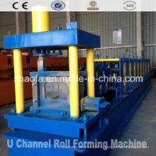Профилегибочная машина для производства U-образных профилей (AF-U80)
