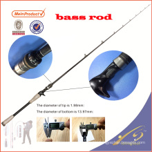 BAR0011pc china nano graphite blank fishing pole bass rod fishing rod