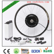 48V 1000W Electric Bike LCD Kit with 48V 15ah Lithium Battery for Electric Bike
