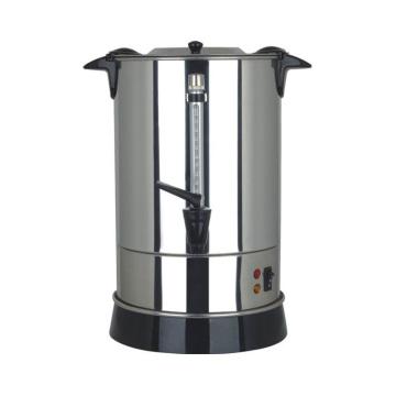 urne de chaudière à eau commerciale en acier inoxydable