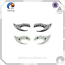 Etiqueta engomada del tatuaje de la sombra de ojos del OEM del alto estándar para el maquillaje de la mujer, diseños del tatuaje a prueba de agua, duraderos, de encargo