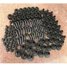 Fabricação de engrenagens retificadas de engrenagens retas personalizadas.