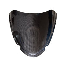 Personlized Products for China Carbon Fiber Motorbike Parts Windscreen, Motorbike Components Windscreen Factory carbon fiber motocycle Windscreen OEM supply to Italy Wholesale