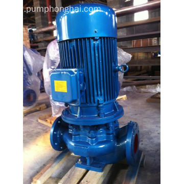 High pressure single stage electric vertical water pump