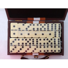 Ivory Dominoes     Ivory Dominoes     Double nine available