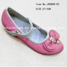 Mode süße Kinder einzigen Schuhe Prinzessin Schuhe Tanzschuhe (ff0808-52)