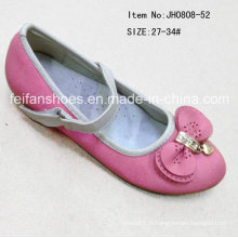 Fashion Sweet Kids Chaussures simples Princess Shoes Chaussures de danse (FF0808-52)