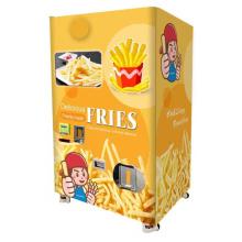 Торговый автомат картофеля фри