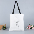 Canvas Tote Leisure Shopping Модная сумка