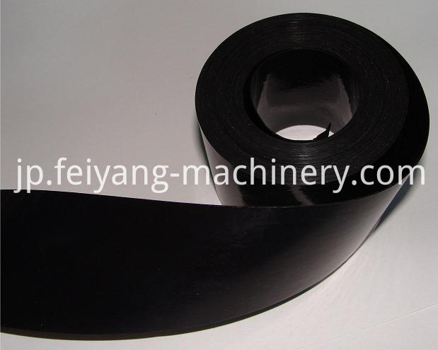 black color tipping film