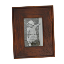 Solid Wooden Picture Photo Frame for Home Decoration