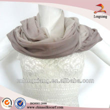 Digital Print 100% cashmere wool scarf