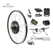 China supplier 700C wheel cheap price hub motor diy electric bike kit