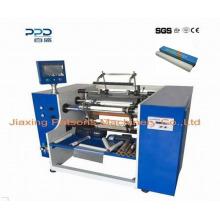 Rebobinador de papel de cera semiauto de alta calidad