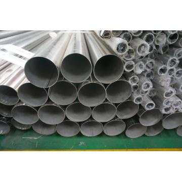 Tubo de água fria de aço inoxidável SUS304 GB (Dn25 * 28.58)
