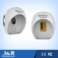 Industrielle Telefonzelle, Anti-Noise Telefonhaube, Payphones Akustikhauben