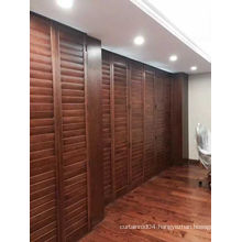 89mm Wooden Shutters for Canteen (SGD-S-5651)