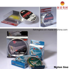 Yellow Red Blue Color Monofilament Nylon Fishing Line