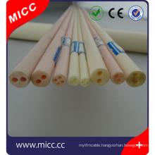 CT95 CT99 CT99.7 8mm OD bifilar ceramic isolators for 2mm dia bare wire