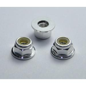 Hexagon stainless Steel flange nuts