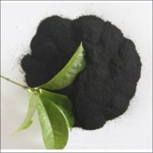 Black Granular Powder Huminsäure aus Leonardit Dünger oder Gebäude
