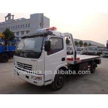 Лучшая цена Dongfeng DLK 4 тонн эвакуатор, 4x2 вредитель грузовик производитель