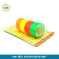 4PCS stationery tapes