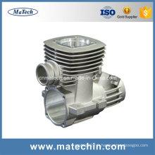 Usine d'usine ISO9001 Chine Usinage de haute précision CNC en aluminium d'usinage de pièces