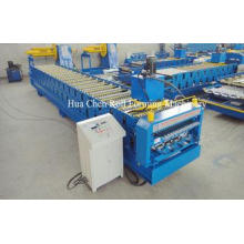 18/18 rows Double layer roll forming machine