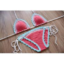 Wholesale Fashion Women Crochet Bikinis Handmade Women Bikini Swimwear
