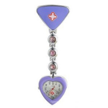 Reloj caliente de la enfermera del OEM de la fábrica de la venta de la moda (HL-CD014)