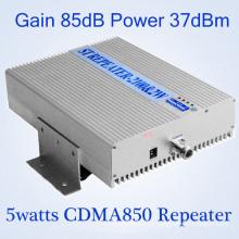 Drahtloser im Freienrepeater 37dBm 850MHz 900MHz 1800MHz G / M Handy-Signal-Verstärker-Verstärker 5W