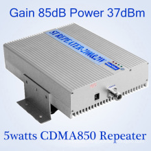 Wireless Outdoor Repeater 37dBm 850MHz 900MHz 1800MHz GSM Cell Phone Signal Repeater Booster 5W