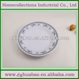 cheap melamine plate