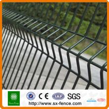 PVC-Beschichtung geschweißter Draht Panel Fechten