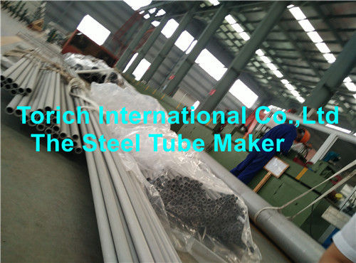 Structural Seamless Stainless Steel Tube Cold Rolled