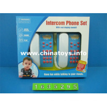 Jouets en plastique de vente chaude une ligne téléphonique (1635295)