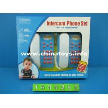 Brinquedos de plástico de venda quente um telefone de linha (1635295)