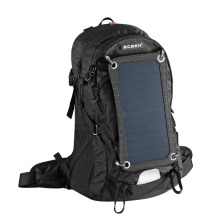 Men solar messenger bag with adjustable strap,low MOQ is available,customized LOGO