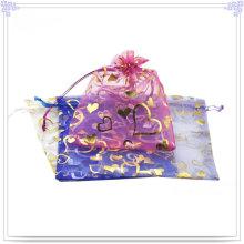 Modeschmucksack aus Mull-Chiffon (BG0004)