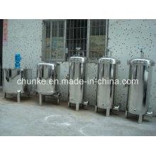 Industrieller Edelstahl-antibakterieller Wasserfilter für Wasserbehandlung