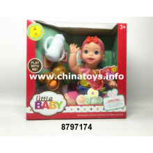 "14""Soft Boy Baby Doll with 4 IC (8797174)"