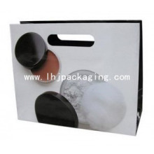 Nouveau sac de papier décoratif spécial décoratif sans poignée