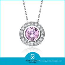 Модные подвеска ожерелье из серебра (SH-N0086)