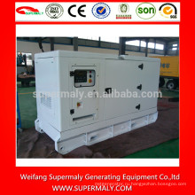 Звуконепроницаемый генератор мощностью 22 кВт / 30кв-112кВт / 140кв с брендами Lovol