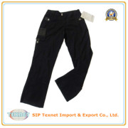 Long Cotton Twill Pants