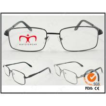 Nuevo marco óptico del metal del capítulo de Eyewear de la manera (WFM501004)