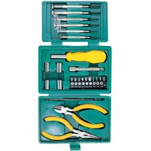 Набор инструментов ремонта 25pcs / набор инструментов руки домочадца / набор инструмента руки